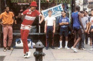 Hip hop anni 80