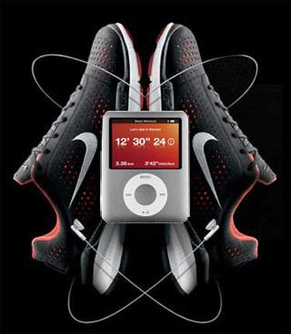 nike&iPod